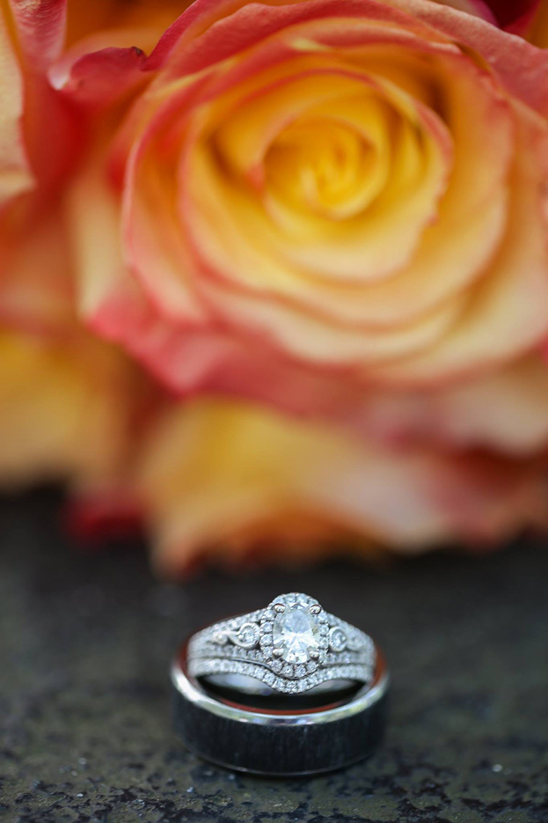 Circus roses and diamonds - Elope to Savannah